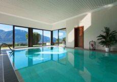 vakantiehuis 10 personen met binnenzwembad