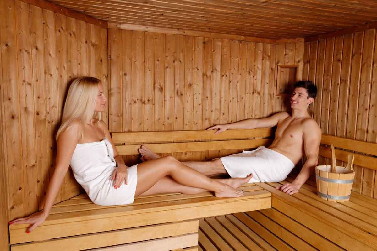 vakantiehuis 10 personen met privé zwembad en sauna